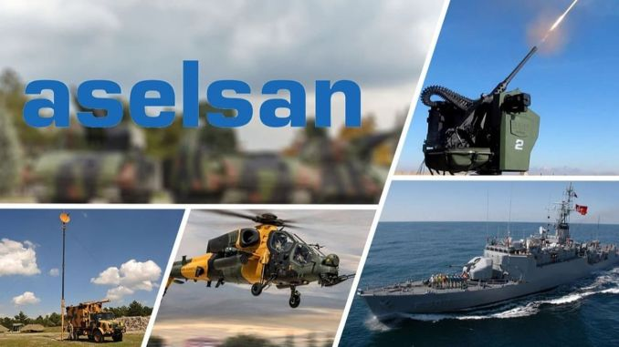 aselsan completed the first quarter with strong growth