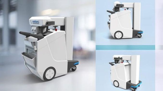 aselsan mobile x ray device has been submitted for the approval of ce certificate