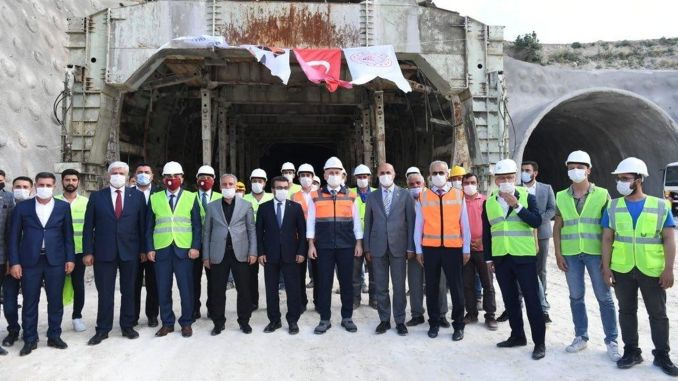 minister investigated transportation investments in the batch of karaismailoglu