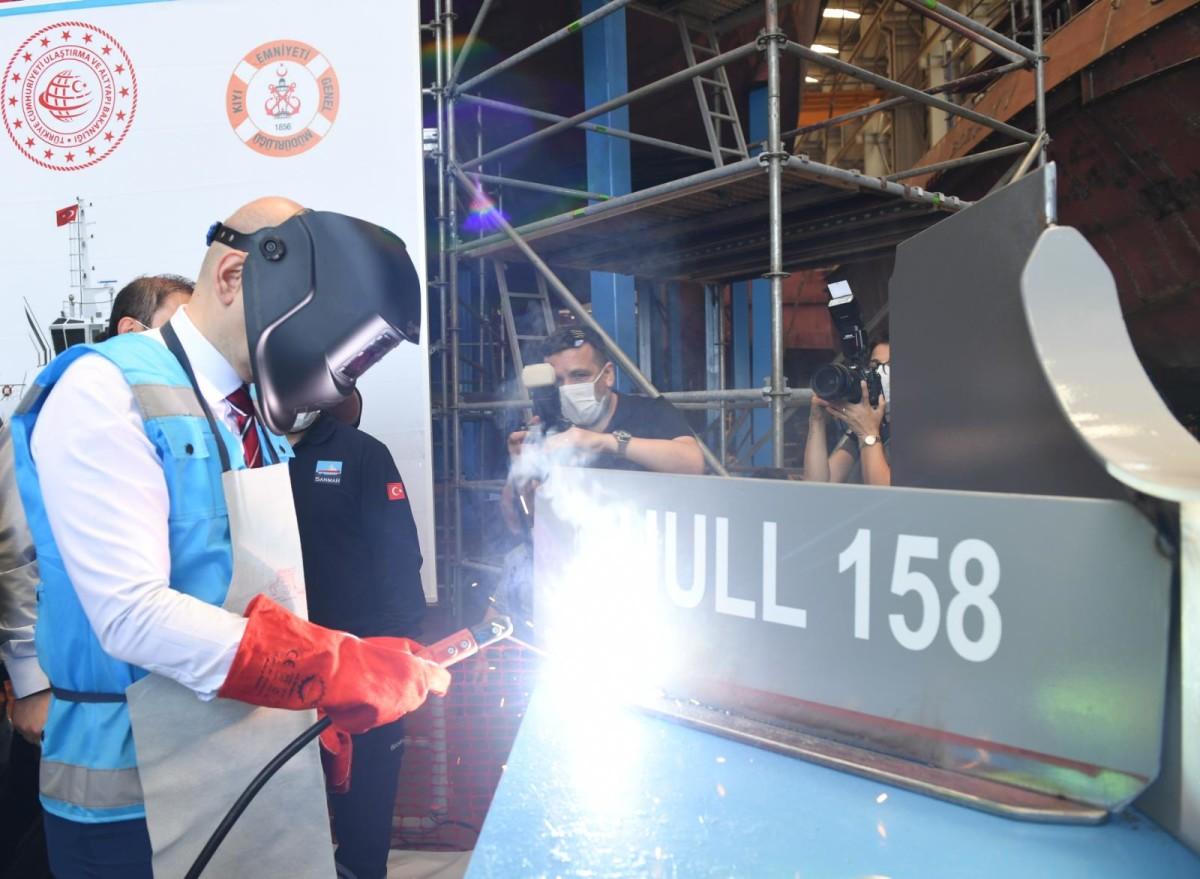 ministar karaismailoglu doveo je našu brodsku industriju na mjesto koje zaslužuje u svjetskoj klasi