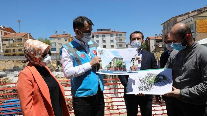 kementerian mengumumkan perumahan elazigdan akan siap pada tahun ini
