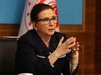 pekcan-ministre fra investeringsselskaber besidde turkiyede cagrisi