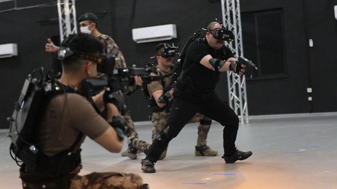 minister varank policija je sodelovala v virtualnem delovanju s posebnimi operacijami