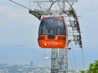 balcova cable car facilities opens june tuesday