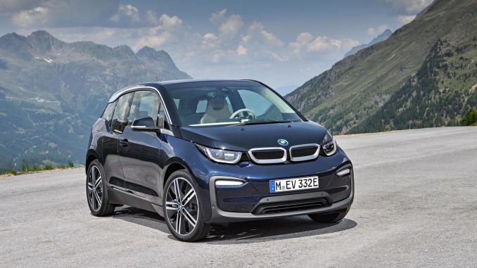 BMW i combines the pleasure of electric drive with high performance