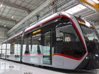 Bozankaya signed a contract to produce a tram based for Antalya