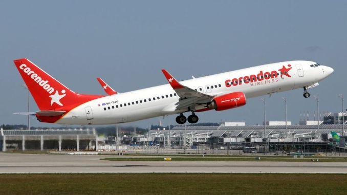 Corendon航空公司開始提供從布魯克塞爾到舊城的直接服務