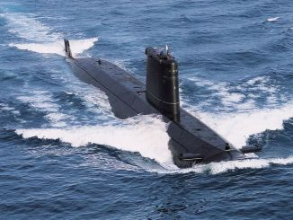 work on submarine information distribution system continues