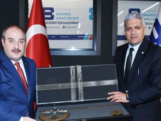 eskisehir osb railway will become stronger with port connection