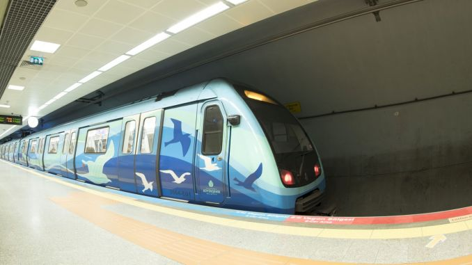 gayrettepe istanbul airport metro will also open