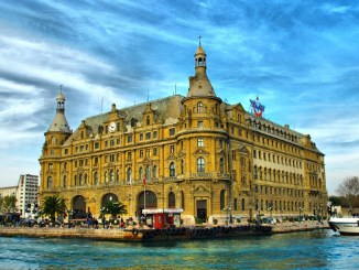 haydarpasa train terminal