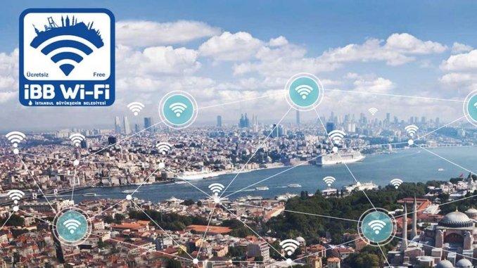 ibb wifi世界將無限,而且免費提供wifi天