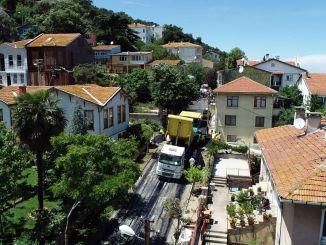 ضلع بیب میں اسفالٹ ہموار کرنے کا کام جاری ہے