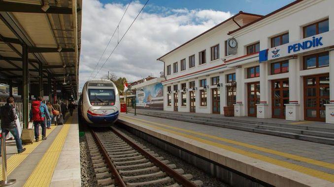 伊斯坦布尔科尼亚高速列车时刻表