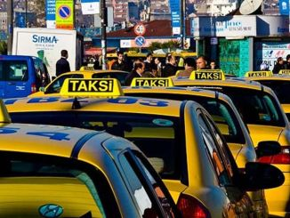 nyt taxi-system specifikt for Istanbul kommer