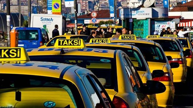 new taxi system specific to Istanbul is coming