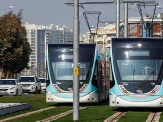 Public transportation to students who will take the exam in Izmir was free