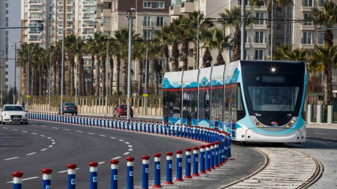 Percentage rule in public transportation in Izmir has ended