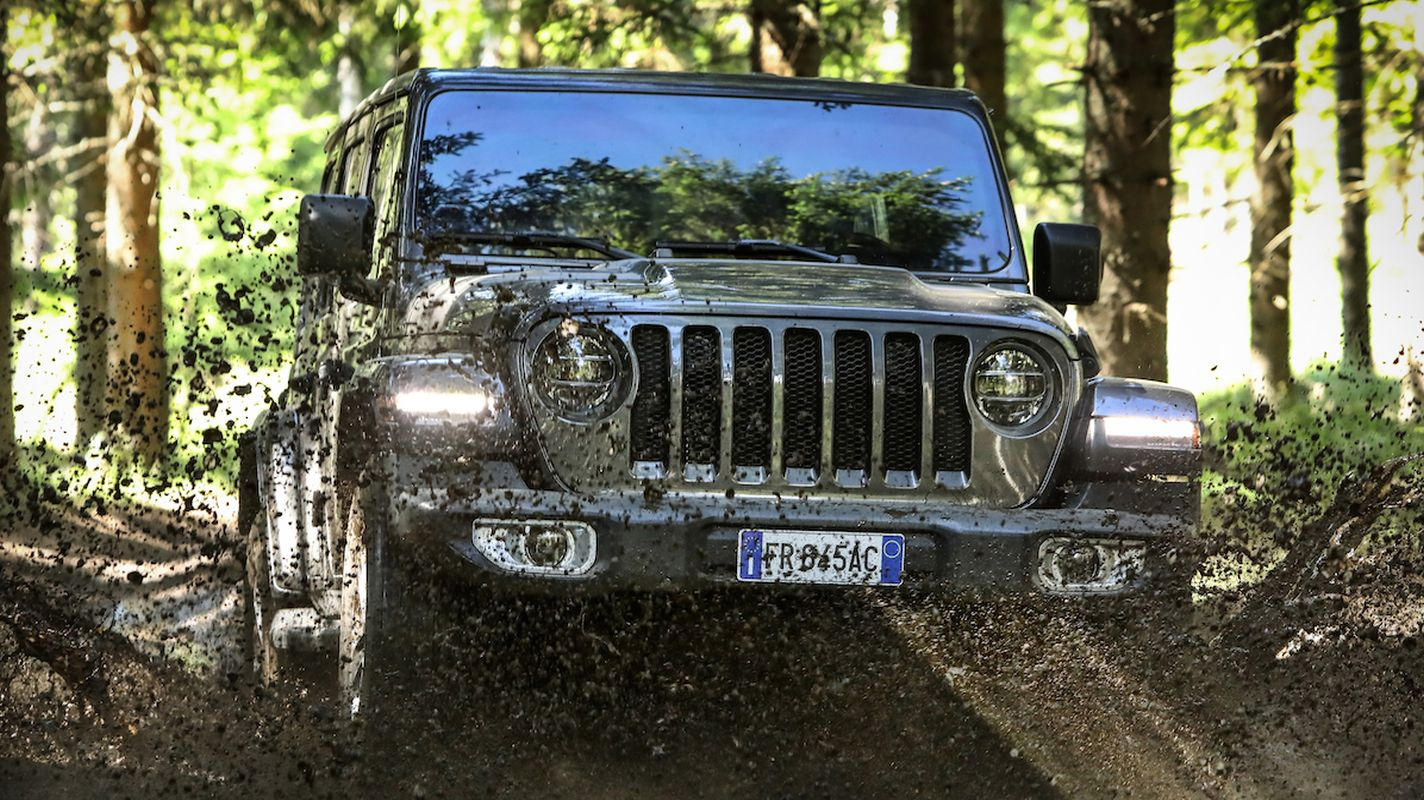 jeep wrangler was chosen the best off-road vehicle and suv in germany