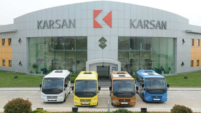 Karsan Automotive's Board of Directors became the President Believe