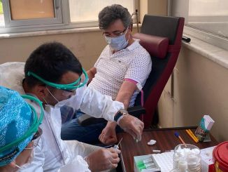covid-antistofscreeningstest startet i Kayseri