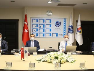 Kayseri covid test center is being established