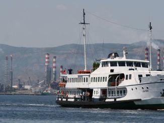 søtransporttjenester i Kocaeli genstarter med sommerplanen