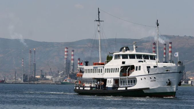 sea ​​transportation services in Kocaeli restarts with summer schedule
