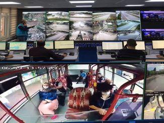 在Kocael的公共交通中,公民的安全權交給了Ukoma。