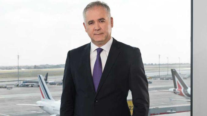 Kursad Kocak wird zum Coo-Flughafen ernannt