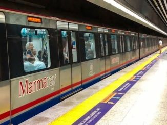 domestic communication system started to be used in marmaray