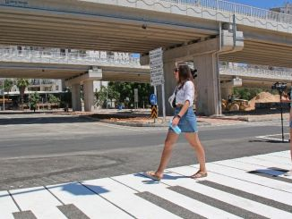 breeze intersection opened to traffic