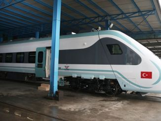 technical characteristics of the national electric train set