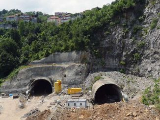 The tender for the construction of mithatpasa tunnels was completed