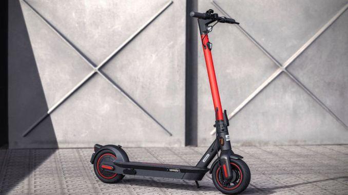 seatin elektrikli scooteri satisa sunuldu
