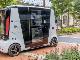 talin driverless vehicle