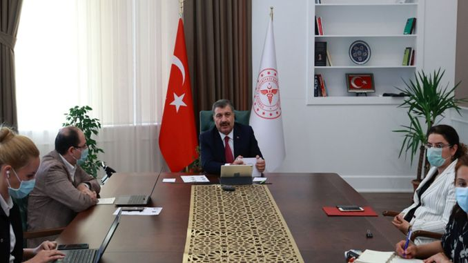 social sciences board convened under the chairmanship of the minister of health