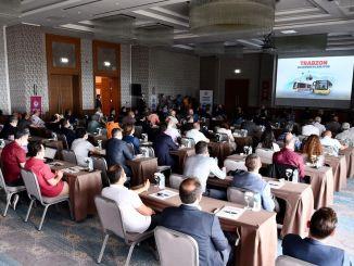 Trabzon transportation master plan information meeting was held
