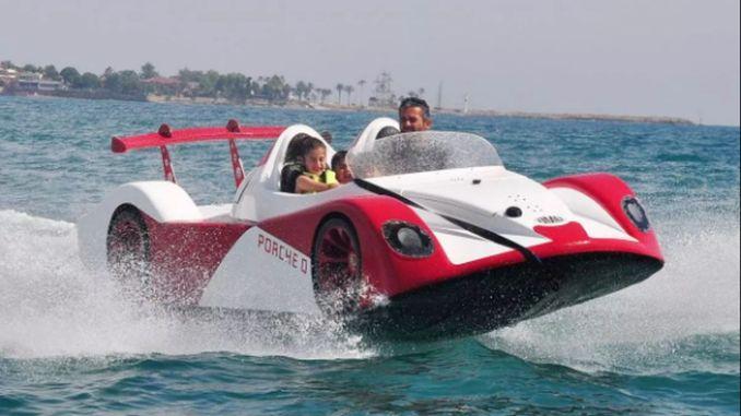 Turski poduzetnik razvijen je prvi domaći morski automobil