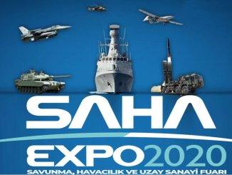The first virtual fair field turkiyenin defense expo