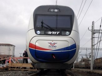 the high-speed train will change the mucus fortune