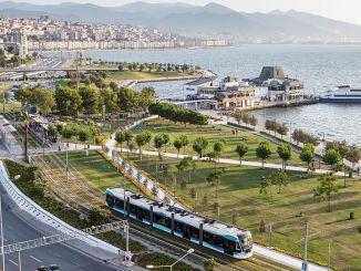 Izmir kehrt zum öffentlichen Verkehr zurück