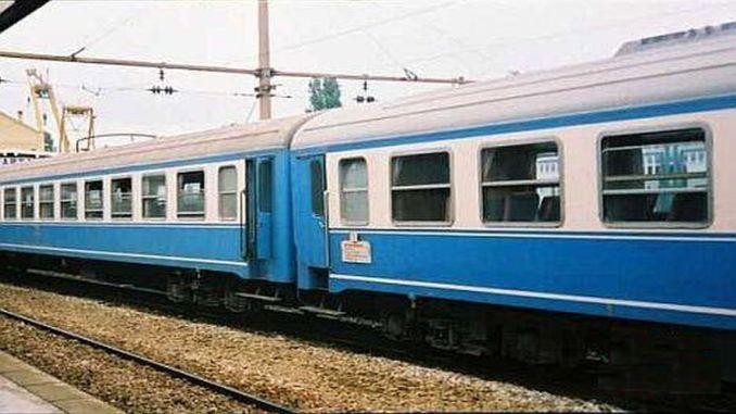Anatolian Blue Train