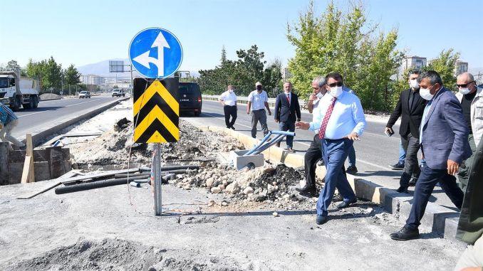 No Traffic Problems in Malatya