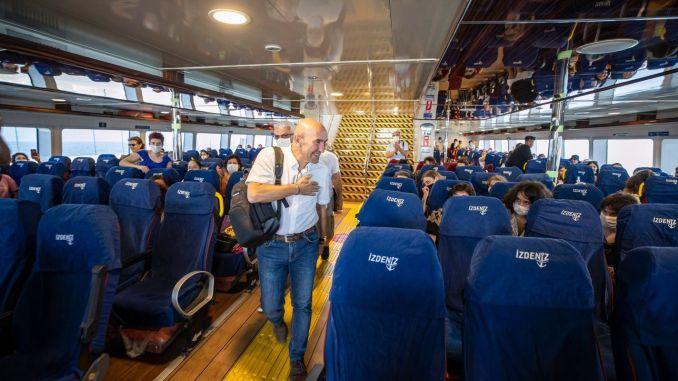 Mordogan Foca and Urla Ship Expeditions