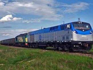 ТОМ локомотива