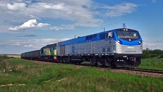 TEA Locomotive