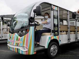 La période des véhicules électriques commence sur les îles