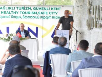 Healthy tourism safe city meeting in Antalya