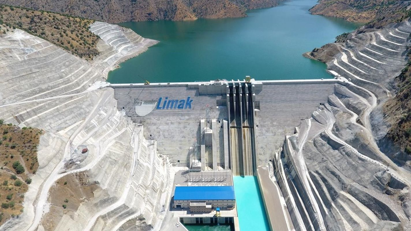 Europe's largest CCC dam opens on Sunday